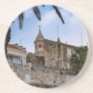 Porta-copos Cidade velha, separação, Croatia