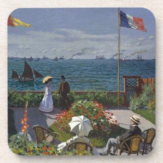 Porta Copos Claude Monet - o jardim na arte de Sainte Adresse