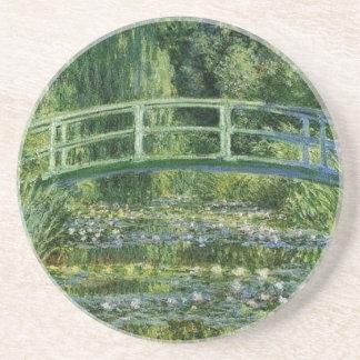Porta-copos Claude Monet - ponte japonesa