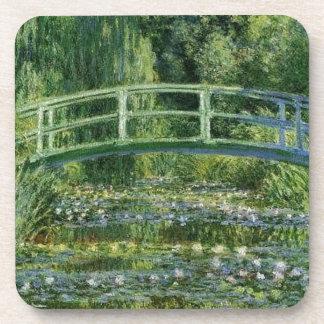 Porta Copos Claude Monet - ponte japonesa