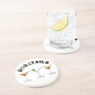 Porta-copos Cocktail clássicos Martini Manhattan cosmopolita