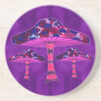 Porta-copos Cogumelos mágicos