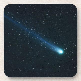 Porta-copos Cometa no céu nocturno