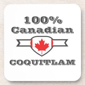 Porta-copos Coquitlam 100%