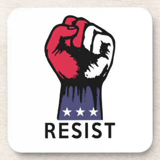 Porta Copos Corrupção política da luta do punho da resistência