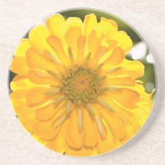 Porta-copos Cosmo amarelo