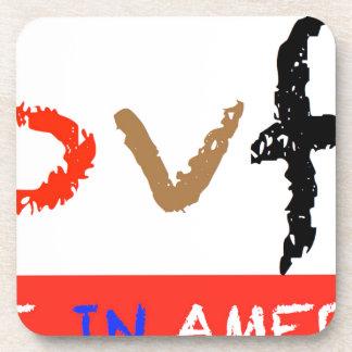 Porta Copos #covfefe feito em América