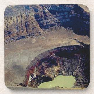 Porta Copos cratera vulcânica profunda
