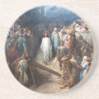 Porta-copos Cristo que deixa Praetorium