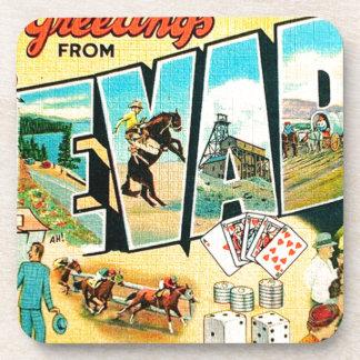 Porta Copos Cumprimentos de Nevada