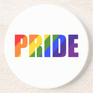 porta copos da bebida do orgulho do arco-íris