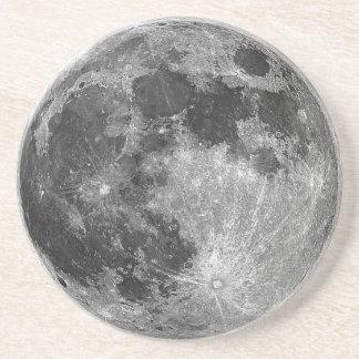 Porta copos da Lua cheia