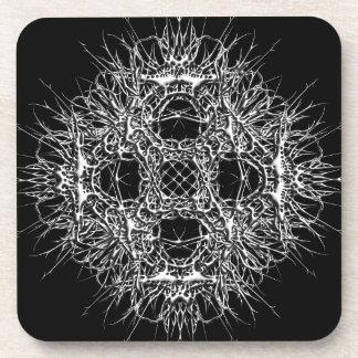 Porta-copos dark 666