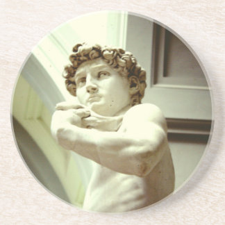 Porta-copos David - a imagem eterno de Florença