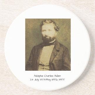 Porta-copos De Arenito Adolfo Charles Adam, 1855