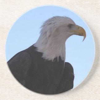 Porta-copos De Arenito Águia americana