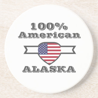 Porta-copos De Arenito Americano de 100%, Alaska