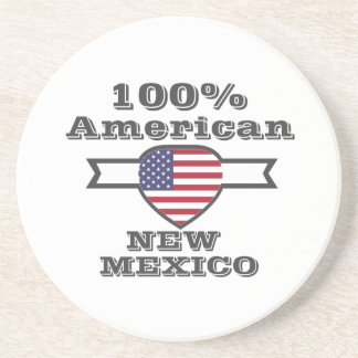 Porta-copos De Arenito Americano de 100%, New mexico