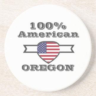 Porta-copos De Arenito Americano de 100%, Oregon