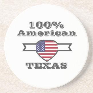 Porta-copos De Arenito Americano de 100%, Texas