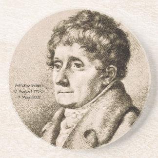 Porta-copos De Arenito Antonio Salieri