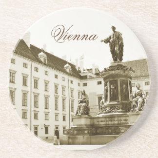 Porta-copos De Arenito Arquitetura em Viena, Áustria