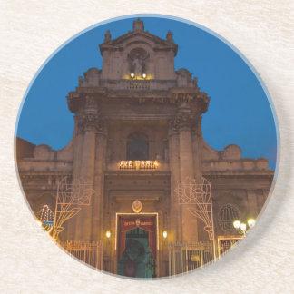 Porta-copos De Arenito Ave Maria Church em Catania
