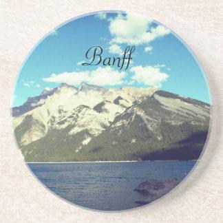 Porta-copos De Arenito Banff