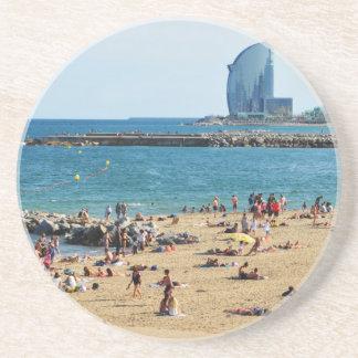 Porta-copos De Arenito Barcelona