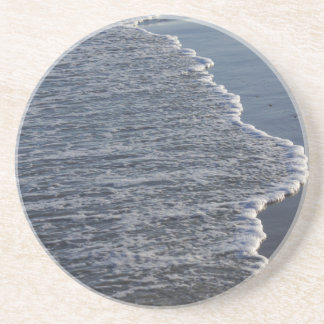 Porta-copos De Arenito Beleza da linha costeira