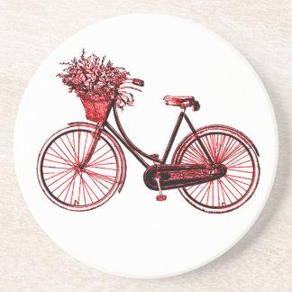 Porta-copos De Arenito Bicicleta 2