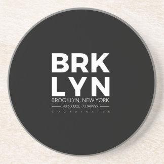 Porta-copos De Arenito Brooklyn