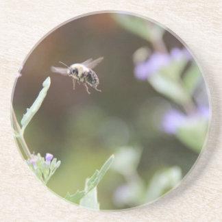 Porta-copos De Arenito Bumble a abelha