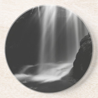 Porta-copos De Arenito Cachoeira da soma no desfiladeiro de Vintgar