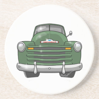 Porta-copos De Arenito Camionete 1948 de Chevrolet