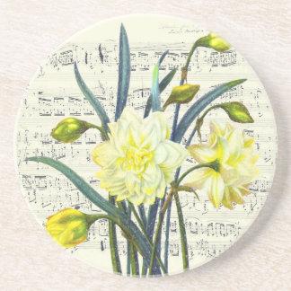 Porta-copos De Arenito Canção da primavera