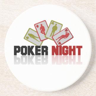 Porta-copos De Arenito Casino do póquer