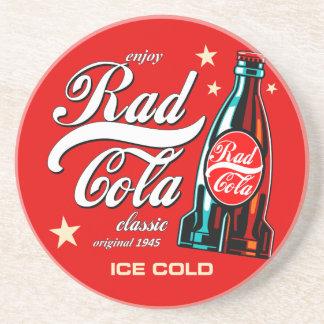 Porta-copos De Arenito Cola do Rad
