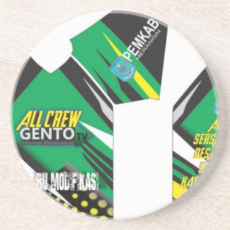 Porta-copos De Arenito design da roupa