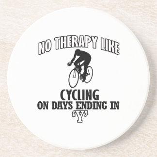 Porta-copos De Arenito DESIGN impressionante do ciclismo