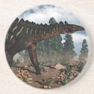 Porta-copos De Arenito Dinossauro de Miragaia - 3D rendem