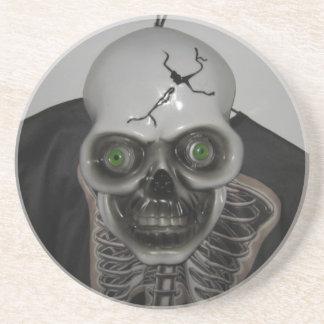 Porta-copos De Arenito Esqueleto