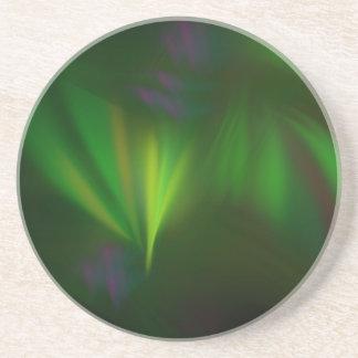 Porta-copos De Arenito Este fractal olha como a Aurora