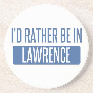 Porta-copos De Arenito Eu preferencialmente estaria em Lawrence KS