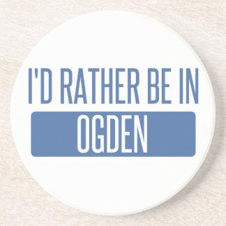 Porta-copos De Arenito Eu preferencialmente estaria em Ogden