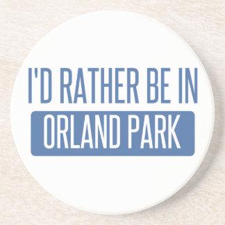 Porta-copos De Arenito Eu preferencialmente estaria em Orland Park