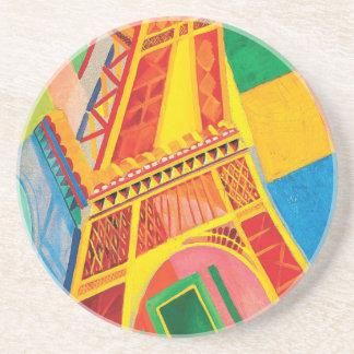 Porta-copos De Arenito Excursão Eiffel do La por Robert Delaunay