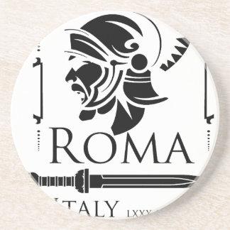 Porta-copos De Arenito Exército romano - Legionary com Gladio
