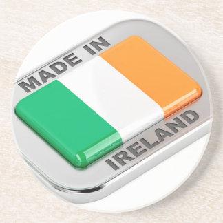 Porta-copos De Arenito Feito em Ireland