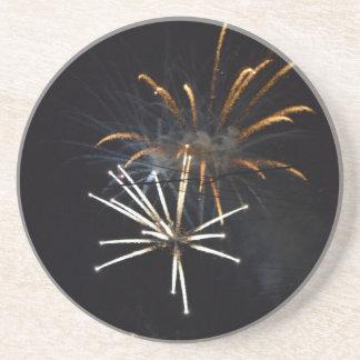 Porta-copos De Arenito fireworks.JPG